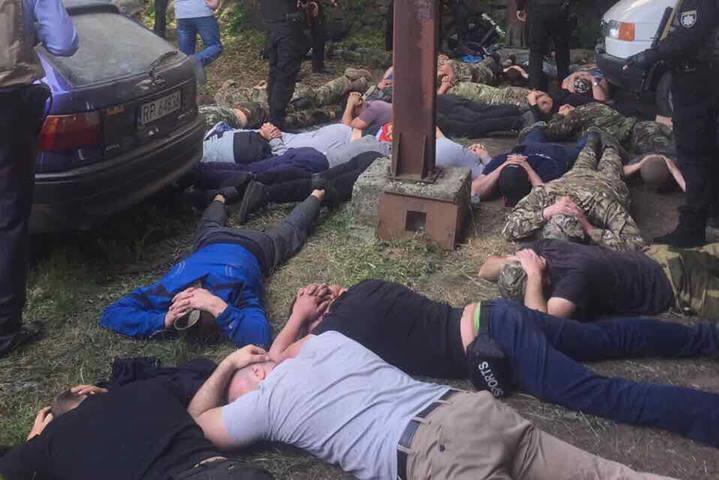 Суд арештував учасників стрілянини на Вінниччині,— Нацполіція
