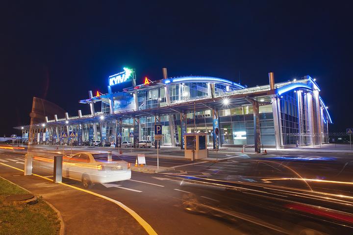 Ваеропорту «Київ» затримали підозрюваного утероризмі росіянина