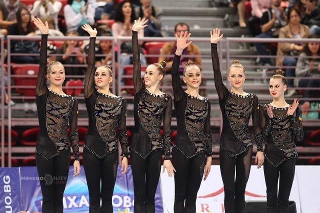 Українська збірна з гімнастики здобула щетри медалі наWorld Challenge Cup