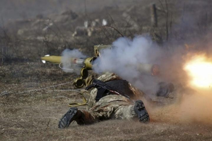 Понад півсотні ворожих обстрілів, двоє українських бійців поранені — Доба вАТО