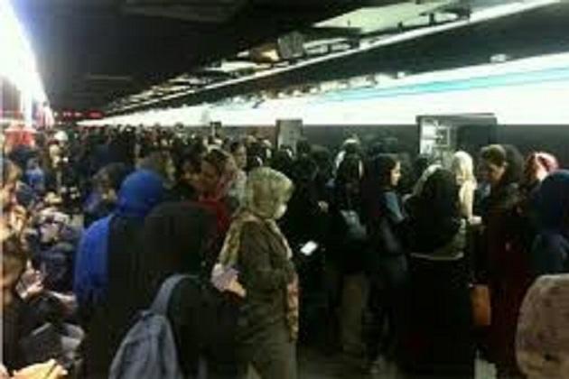 Два потяги метро зіштовхнулися в Ірані: багато людей поранені