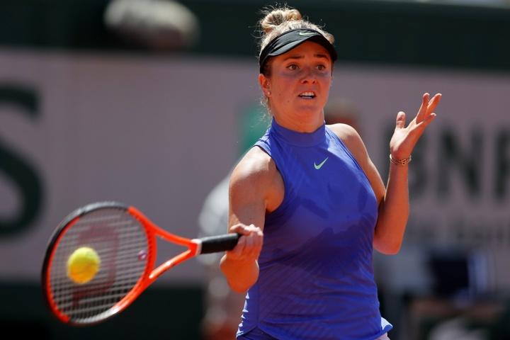 Еліна Світоліна програла майже виграний матч