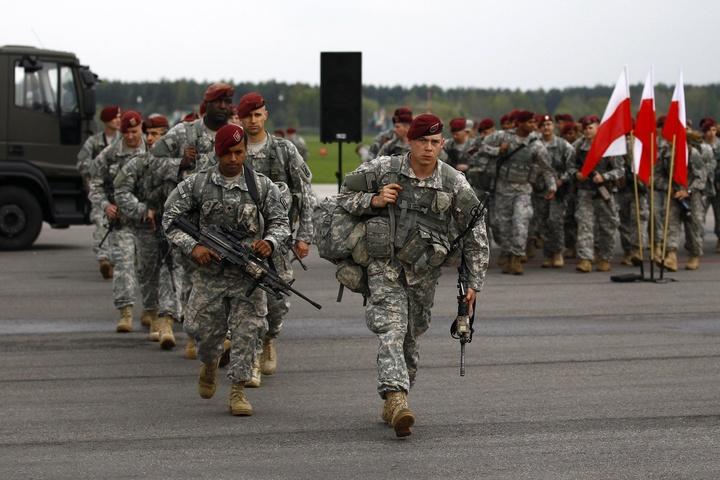 США візьмуть участь унаймасштабніших маневрах цього літа в Європ