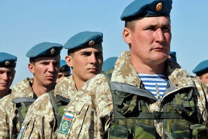 Вокупований Крим прибули морські піхотинці Каспійської флотилії РФ