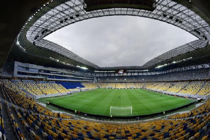 Рівненський «Верес» гратиме домашні матчі уЛьвові