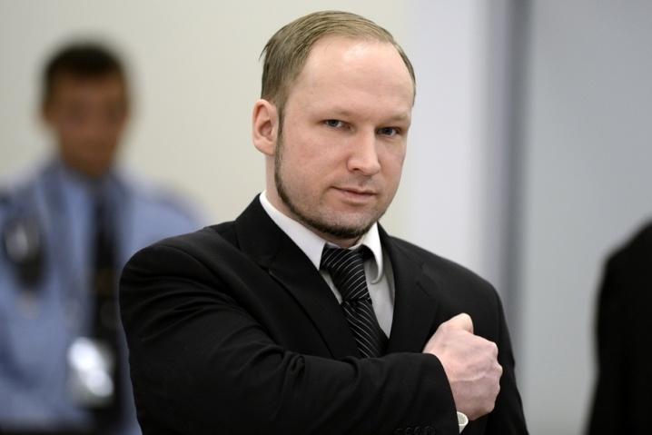 Брейвік більше неБрейвік: норвезький терорист змінив ім'я