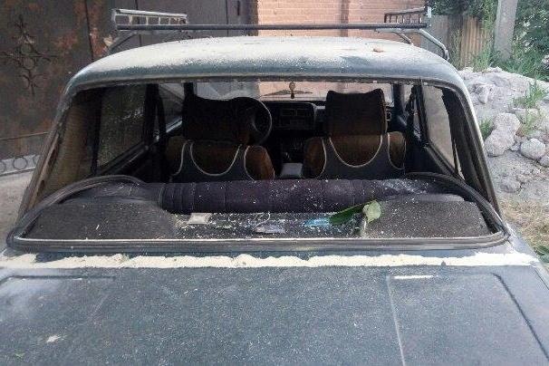 Житловий район Авдіївки потрапив під танковий обстріл