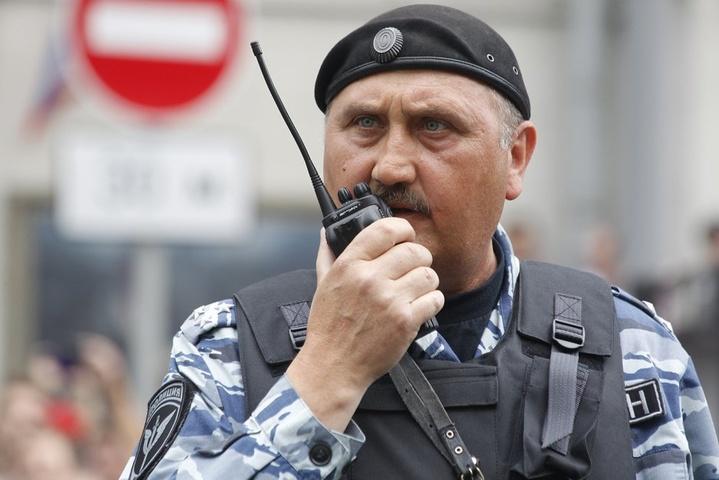 Розгоном акції протесту вМоскві керував екс-командир київського «Беркуту»