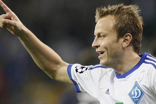 Футбол: Олег Гусєв повернувся до«Динамо»