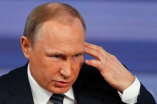 Путін стверджує, щоСША фінансували війну вЧечні