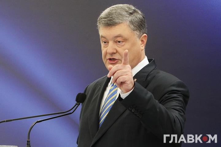 Порошенко відреагував напропозицію Турчинова завершити АТО