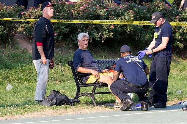 Під час гри американських політиків убейсбол невідомий відкрив вогонь: є поранені