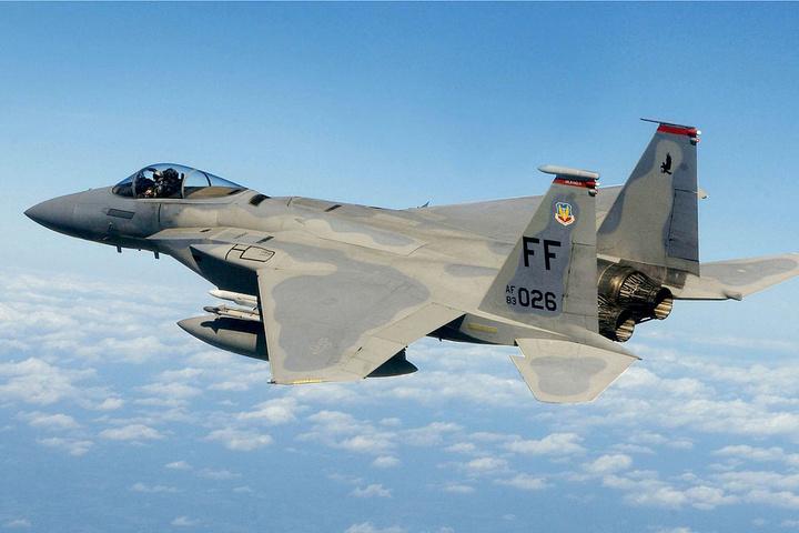 Катар отримає винищувачі F-15 від США насуму $ 12 млрд