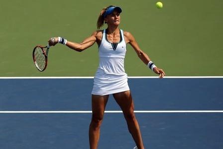 Леся Цуренко стала автором кращого удару напрестижному тенісному турнірі в Нідерландах
