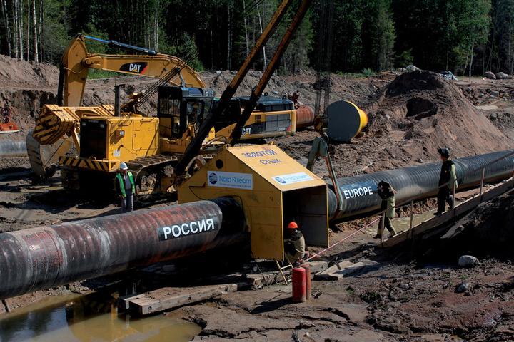 Газпром заявив, що європейські компанії встигли профінансувати газопровід вобхід України