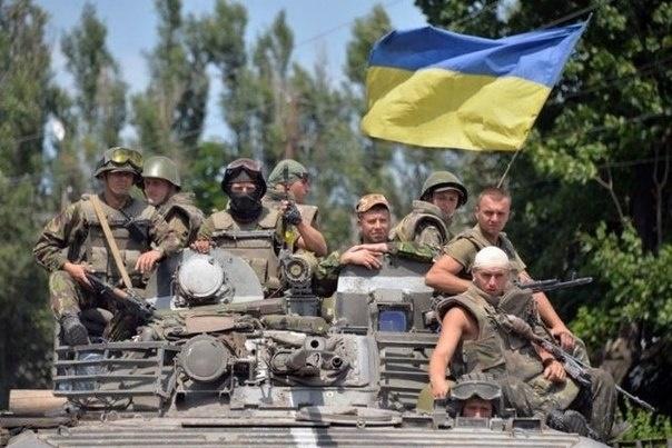 Майже десять тисяч українських військових отримали поранення зачас проведення АТО