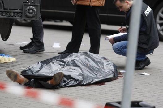 Суд арештував підозрюваного упричетності довбивства Вороненкова