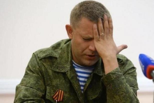 Російські «контролери» звинуватили Захарченка урозкраданнях— розвідка