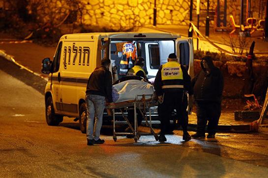 Жінка-поліцейський загинула під час нападу в Єрусалимі