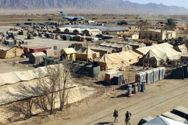 На військовій базі вАфганістані вбили чотирьох американських солдатів