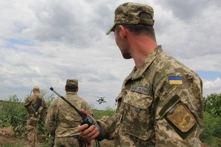 Доба в АТО: поранено 5 українських військових, загиблих нема