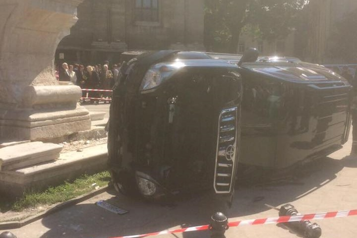 У Львові джип в'їхав у натовп людей, є загиблі