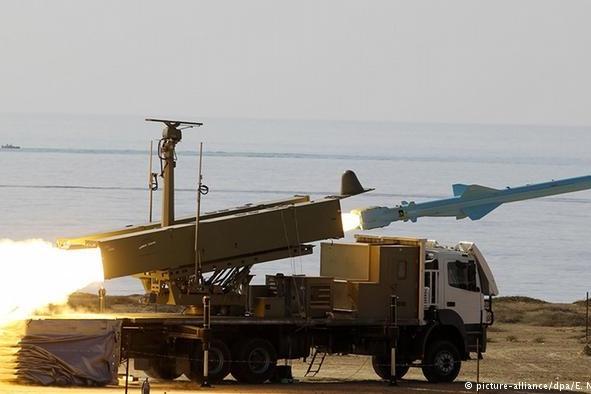 Іран запустив ракети поСирії у відповідь натеракт вТегерані
