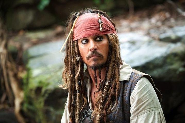 Джонни Деппа поменяют  вследующем кинофильме  «Пираты Карибского моря»