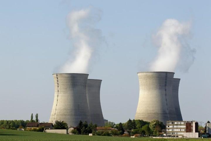 УФранції надаху ядерного реактора наатомній електростанції спалахнула пожежа