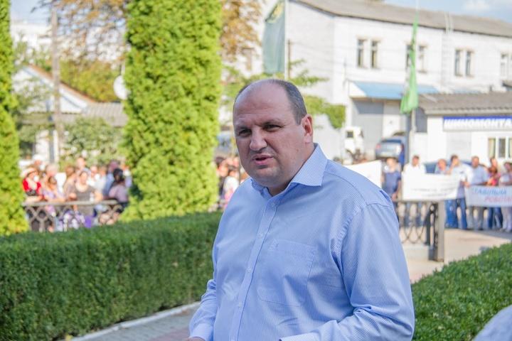 Народний депутат Борислав Розенблат