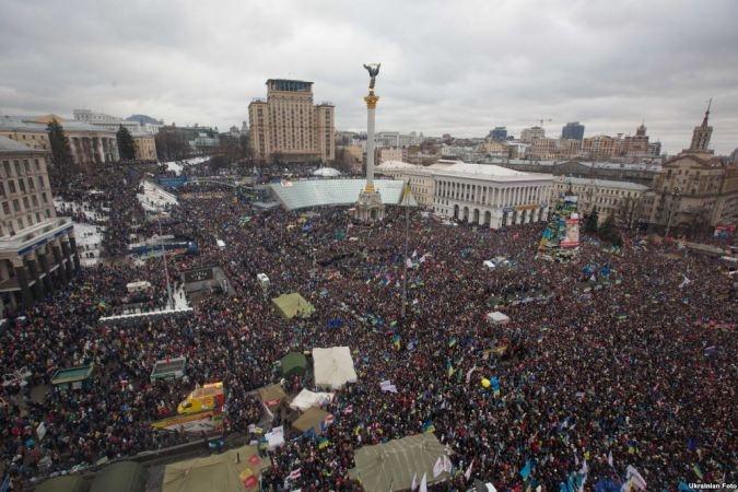 <span>Марш мільйонів 8 грудня 2013 р.</span>