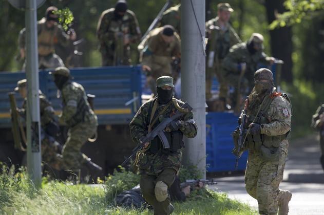 Росія перекинула на Донбас військових із Пензи – розвідка