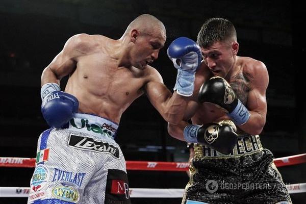 Бокс: Салідо погодився нареванш зЛомаченком