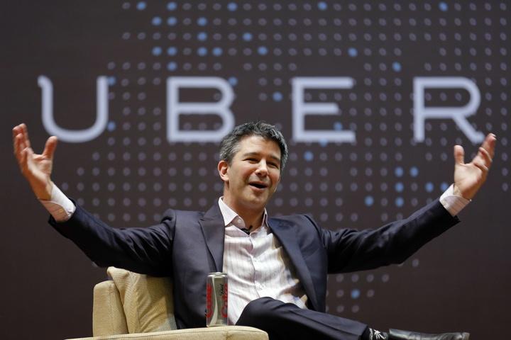 Глава компанії Uber подав у відставку навимогу акціонерів