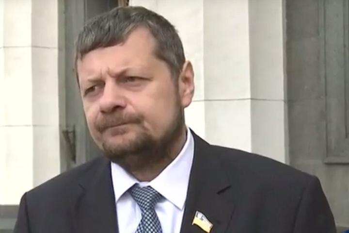 Депутат Ради Мосійчук: Наофіс «Радикальної партії» вцентрі Києва напали невідомі