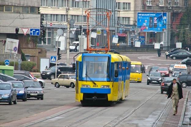УКиєві тимчасово закриють лінію швидкісного трамваю