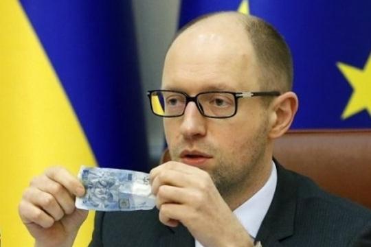 Очільник <b>«</b>Народного фронту<b>»</b> Арсеній Яценюк