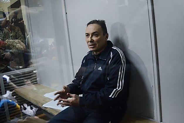 Підозрюваний удержзраді полковник Без'язиков оголосив голодування