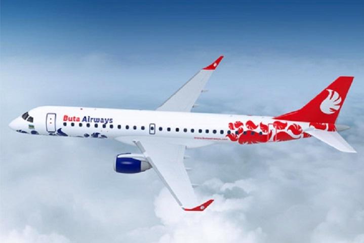 Азербайджанський лоукостер Buta Airways літатиме доКиєва зБаку зосені