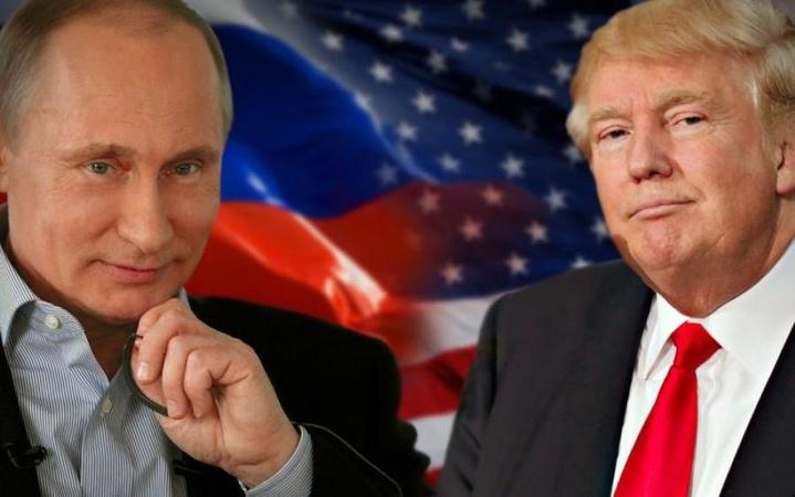 У Білому домі невиключили зустріч Трампа і Путіна влипні