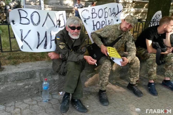 ВСБУ невиявили причетності «айдарівців» дотероризму, але підтвердили інші злочини