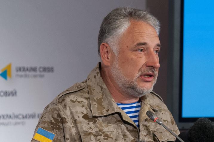 Жебрівський пропонує зробити єдину адміністрацію на дві прифронтові області