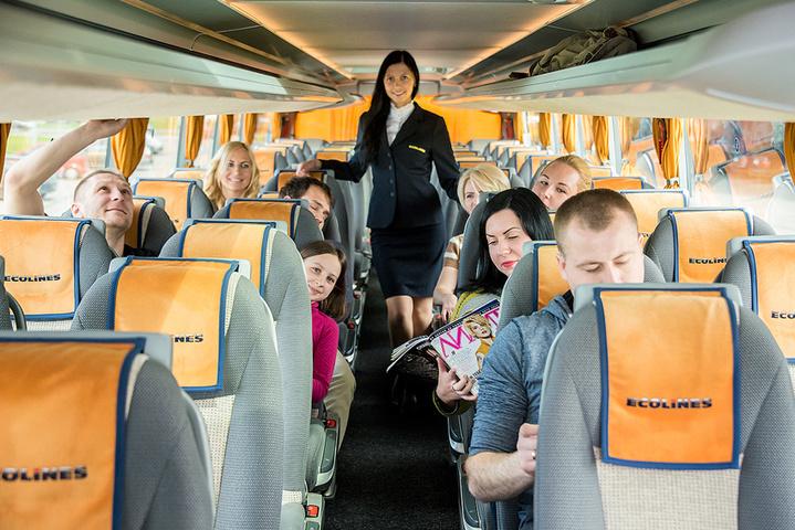 Європейська автобусна компанія відмовляється перевозити українців без віз— «унас свої закони»