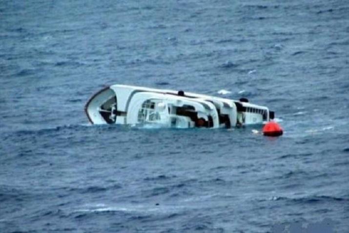 Човен зтуристами перекинувся уКолумбії: є десятки загиблих. Відео