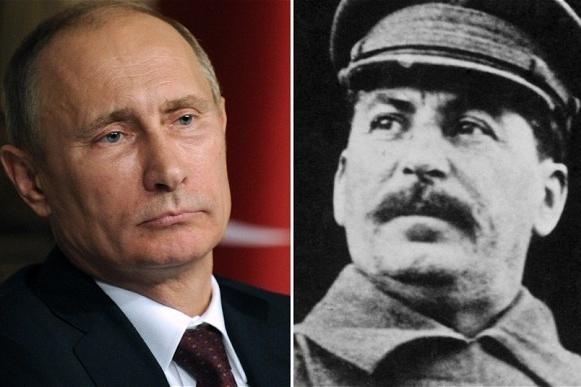 Росіяни назвали найвидатнішими людьми в історії Й.Сталіна і В.Путіна— опитування