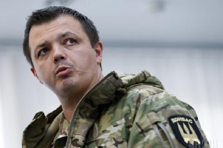 Гройсман звинуватив Семенченка в організації блокади Донбасу під керівництвом Кремля