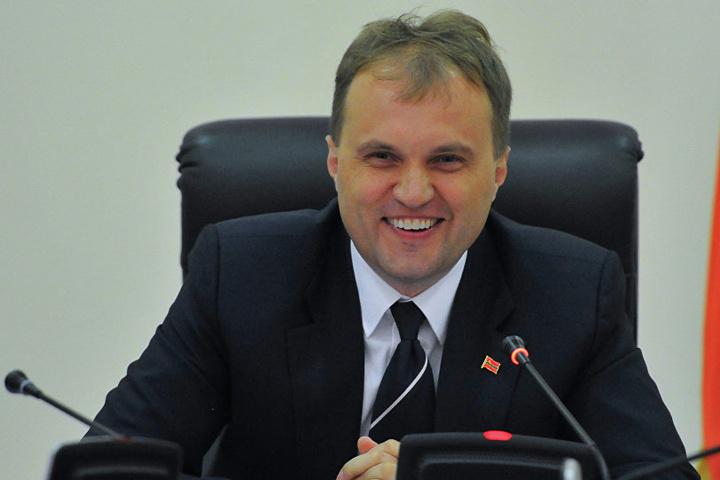Колишній президент Придністров'я втік до Молдови
