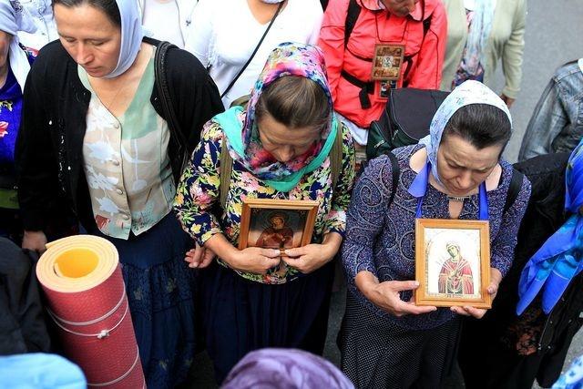Свято-Успенська Почаївська лавра є одним зі стовпів московської церкви у Західній Україні. Саме тут в 2016 році розпочиналася так звана«Хресна хода» на Київ