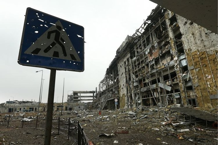 Російське вторгнення наДонбас принесло Україні $50 млрд збитків