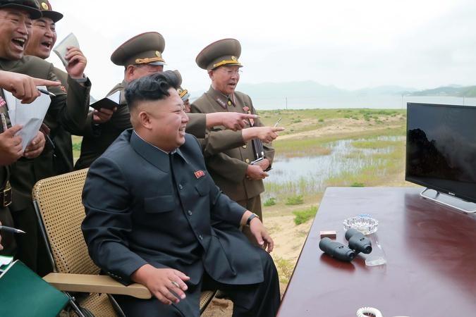 Північне Корея знову запустила балістичну ракету